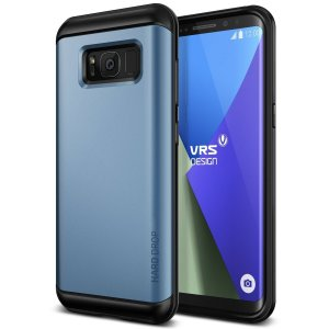 Etui VRS Design Hard Drop Samsung Galaxy S8 Plus Blue Coral