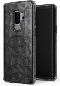 Etui Ringke Air Prism Glitter Samsung Galaxy S9 Plus Gray