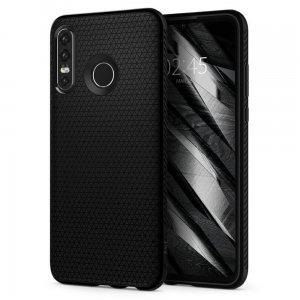 Etui Spigen Liquid Air Huawei P30 Lite Black