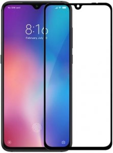 Szkło hartowane Home Screen Glass Xiaomi Mi9 SE Full Cover 3D Black