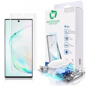 Szkło hartowane z klejem UV Whitestone Dome Glass Samsung Galaxy Note 10 Plus