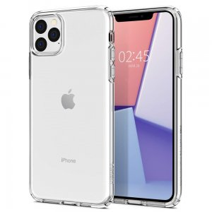 Etui Spigen Liquid Crystal Apple iPhone 11 Pro Clear