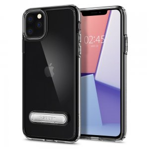 Etui Spigen Ultra Hybrid S Apple iPhone 11 Pro Clear