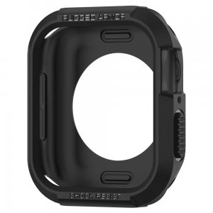 Etui Spigen Rugged Armor Apple Watch 5/4 (44mm) Black