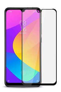 Szkło hartowane Home Screen Glass Xiaomi Mi A3/9X Full Cover 3D Black