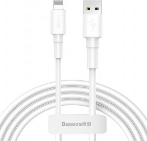 Kabel Baseus Mini Lightning 1m White