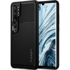Etui Spigen Rugged Armor Xiaomi Mi Note 10 Black
