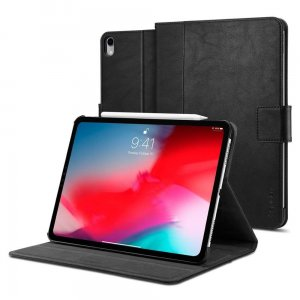 Etui Spigen Stand Folio Apple iPad Pro 11 2018 Black