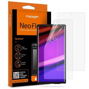2x Folia Spigen Neo Flex HD Galaxy Note 10