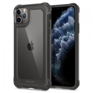 Etui Spigen Gauntlet Apple iPhone 11 Pro Max Gunmetal