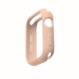 UNIQ etui Lino Apple Watch Series 5/4 40MM różowy/blush pink