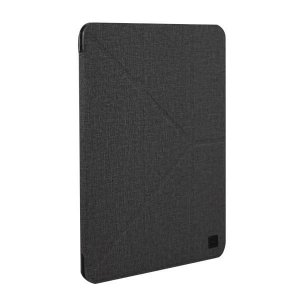 "UNIQ etui Yorker Kanvas Plus iPad Air /Pro 10,5"" (2019) czarny/black"