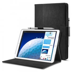 Etui Spigen Stand Folio Apple iPad Air 3 2019 Black
