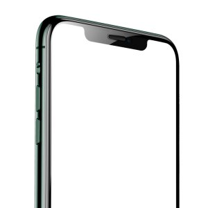 Szkło hartowane Benks V-Pro 3D 0.3mm Apple iPhone 12/12 Pro Black