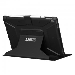 Etui UAG Urban Armor Gear Metropolis Apple iPad Pro 10.5/Air 2019 (czarna)
