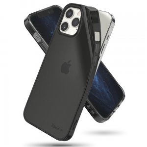 Etui Ringke Air Apple iPhone 12/12 Pro Smoke Black