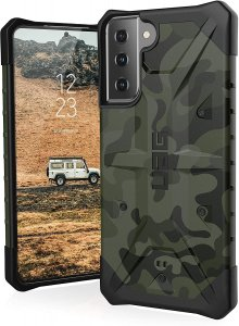 Etui UAG Urban Armor Gear Pathfinder Samsung Galaxy S21+ Plus 5G (forest camo)
