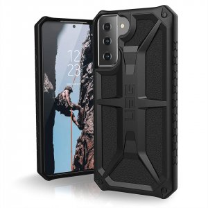 Etui UAG Urban Armor Gear Monarch Samsung Galaxy S21+ Plus 5G (black)