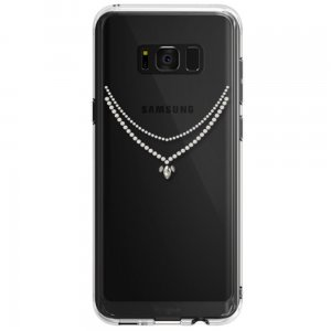 Etui Ringke Noble Crystal Necklace Galaxy S8 Plus