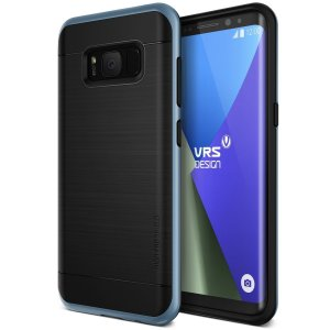 Etui VRS Design High Pro Shield Galaxy S8 Blue Coral