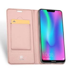 Etui DuxDucis SkinPro Honor 8C Rose Gold