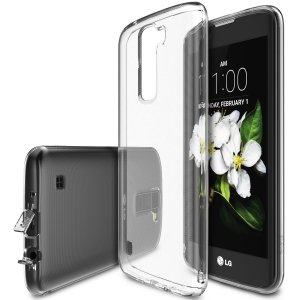 Etui Ringke Air LG K7 Crystal View