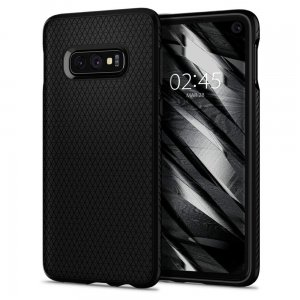 Etui Spigen Liquid Air Samsung Galaxy S10e Matte Black