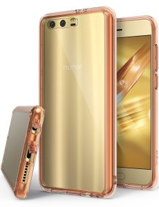 Etui Ringke Fusion Huawei Honor 9 Rose Gold