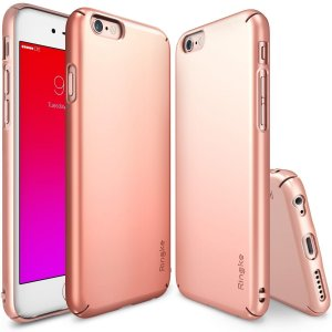 Etui Ringke Slim Apple iPhone 6/6s Plus Rose Gold