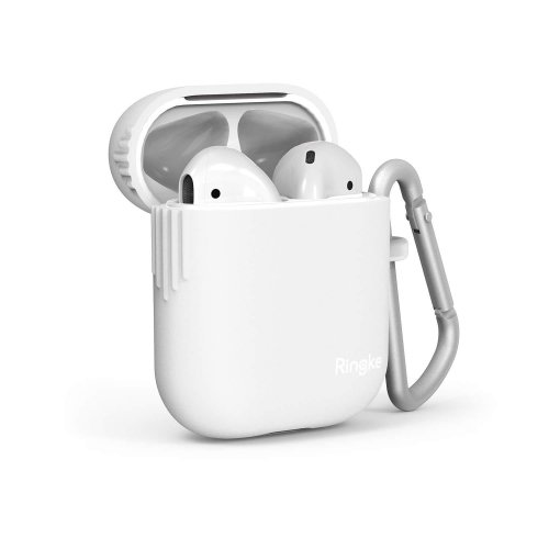 Etui z TPU Ringke dla Apple AirPods White
