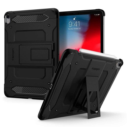 Etui Spigen Tough Armor Tech Apple iPad Pro 11 2018 Black