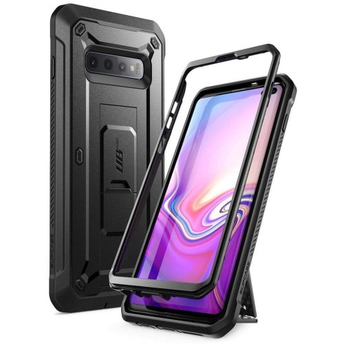 Etui Supcase Unicorn Beetle Pro Galaxy S10+ Plus Black