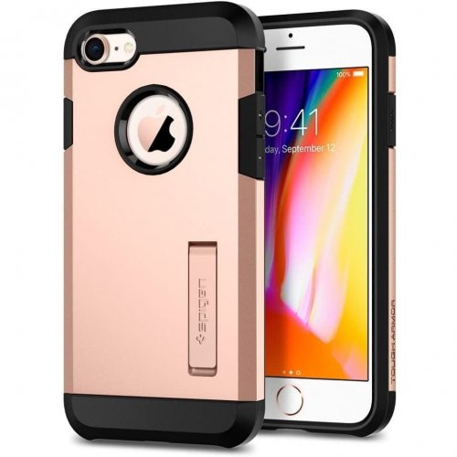 Etui Spigen Tough Armor 2 Apple iPhone 8/7 Blush Gold