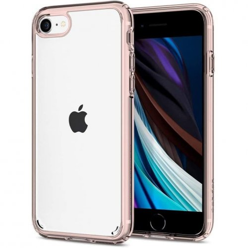 Etui Spigen Ultra Hybrid Apple iPhone SE 2020/8/7 Rose Crystal