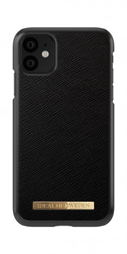 Etui iDeal Of Sweden Apple iPhone 11 (Saffiano Black)