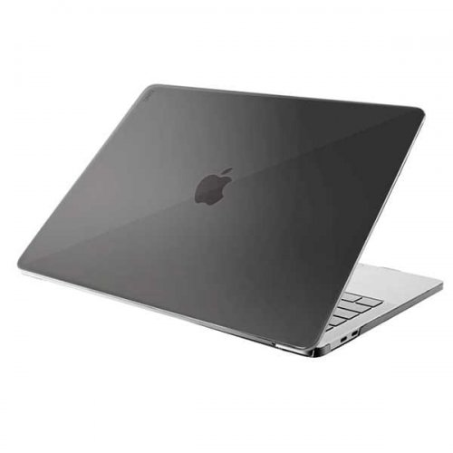 "UNIQ etui Husk Pro Claro MacBook Air 13"" (2020) szary/smoke matte grey"