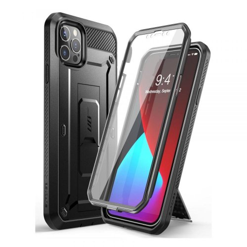 Etui Supcase Unicorn Beetle Pro Apple iPhone 12 Pro Max Black