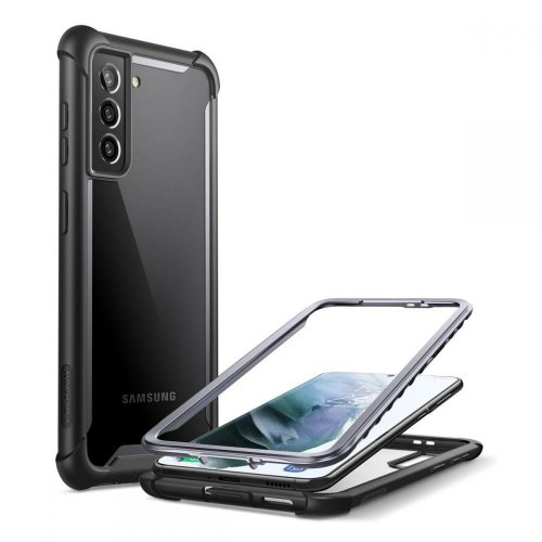 Etui Supcase Iblsn Ares Galaxy S21 Black